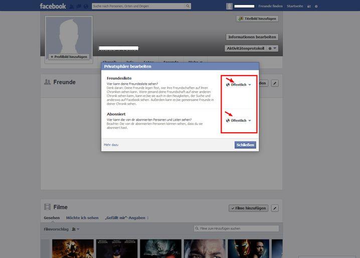 Netzwerkanalyse: Wer mit wem in Kontakt ist, lässt sich auf Facebook leicht analysieren