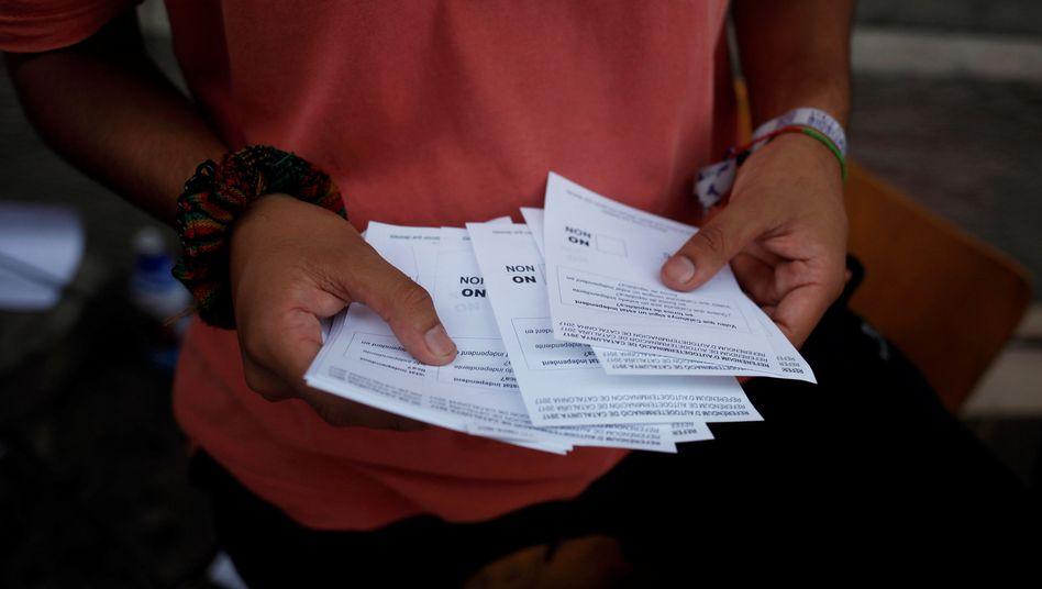Wahlzettel (Symbolbild)