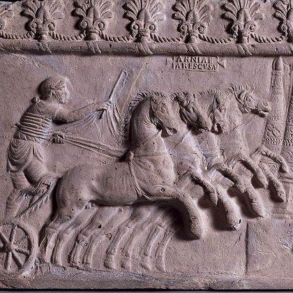 Ben-Hur Redux? An Italian entrepreneur is hoping to bring back ancient Roman chariot racing -- and modern Roman pride.