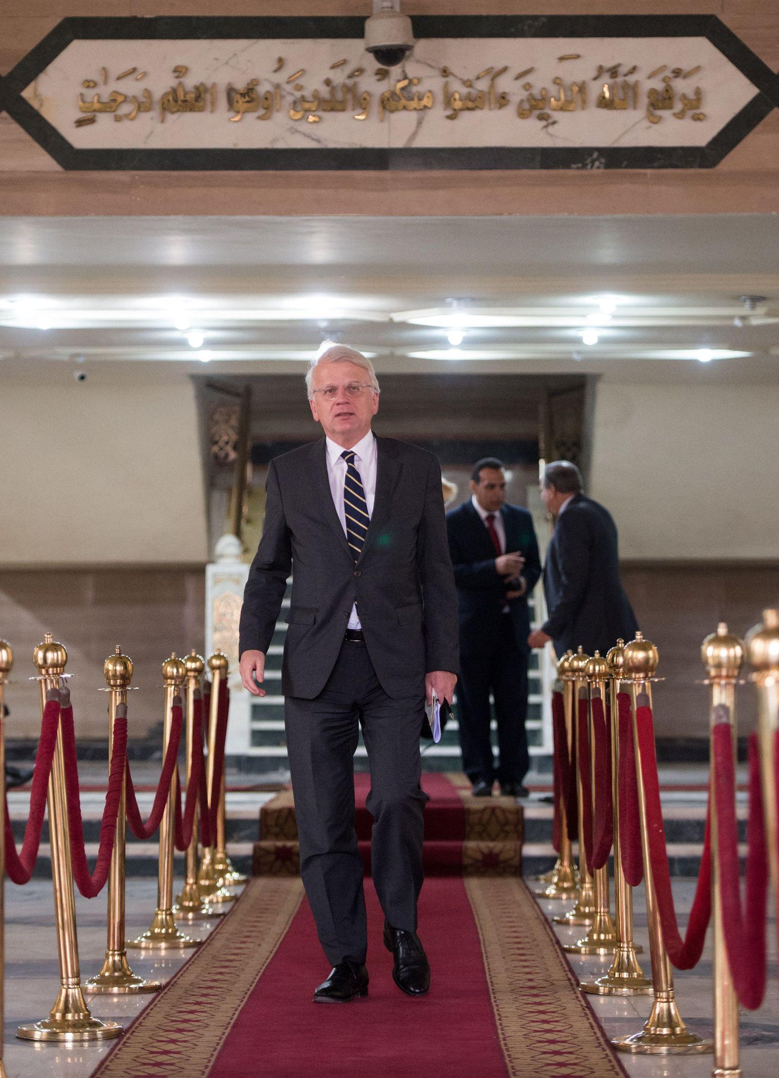 Hansjörg Haber EU-Diplomat