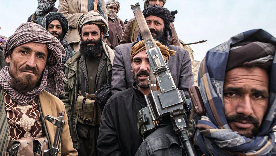 Taliban-Kämpfer der Niazi-Gruppe: Sie wollen weder die Verfassung noch die Demokratie akzeptieren