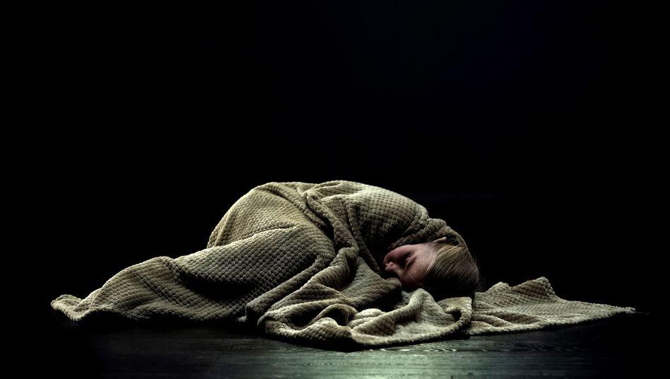 Entführtes Kind (Symbolbild): Die schlimmste Angst aller Eltern