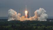 China startet erstes Modul neuer Raumstation