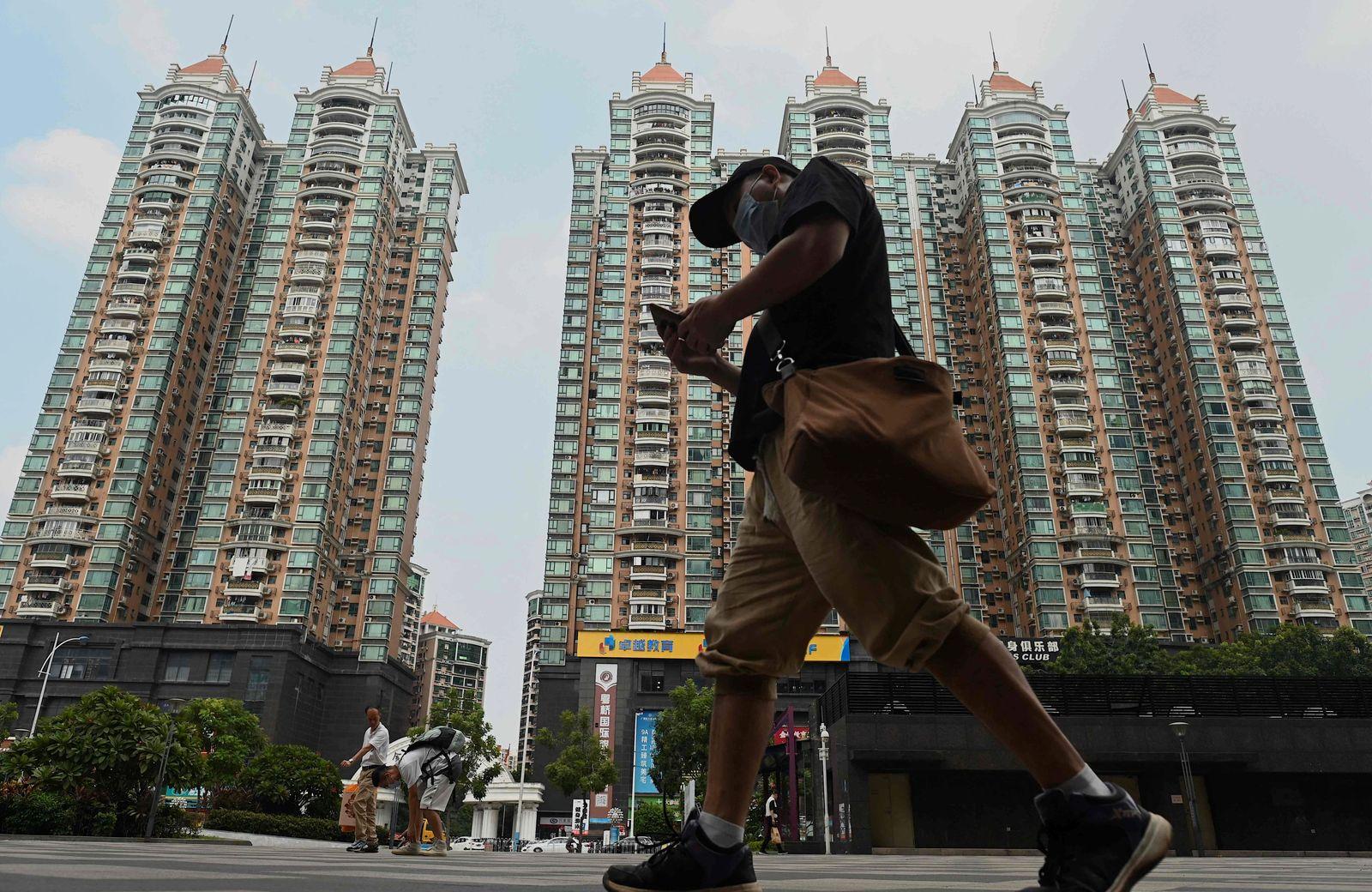 FILES-CHINA-ECONOMY-PROPERTY-EVERGRANDE
