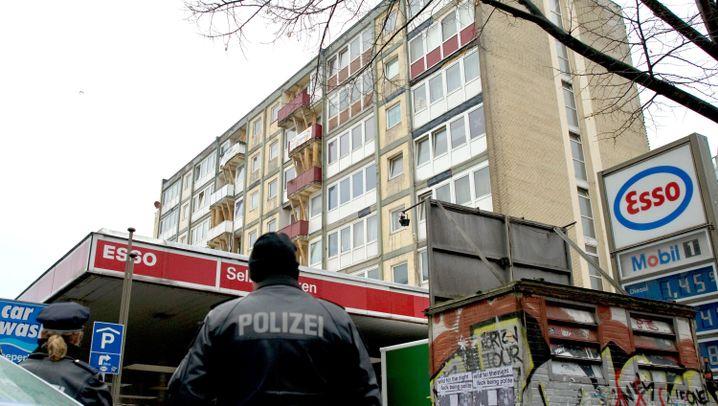 Evakuierung auf St. Pauli: Trauriges Ende der Esso-Häuser