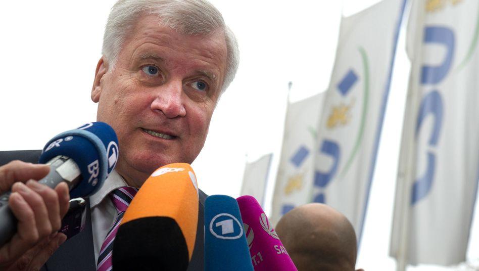 CSU-Chef Seehofer: Störfeuer aus Bayern