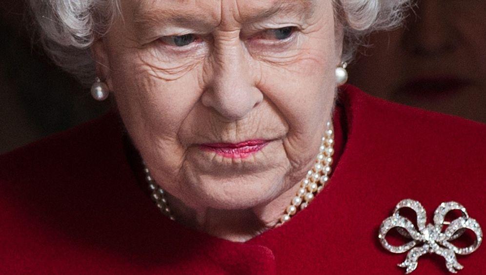 Einbrecher bei der Queen: Alarm im Buckingham-Palast