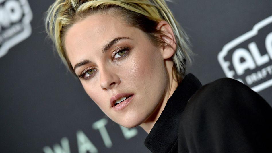 Schauspielerin Kristen Stewart: Sie soll Lady Di verkörpern