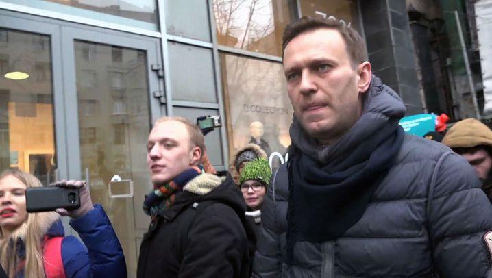 Nawalny-Veröffentlichung: Jachtausflug mit Vizepremier, Oligarch und das Escort-Girl