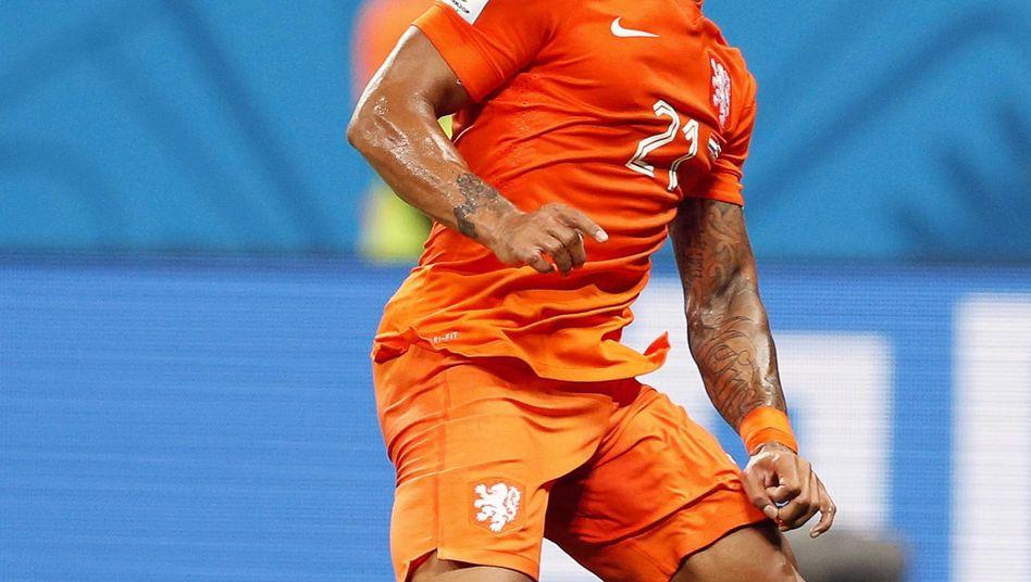 Oranje-Jungstar Depay: Für 30 Millionen Euro auf die Insel