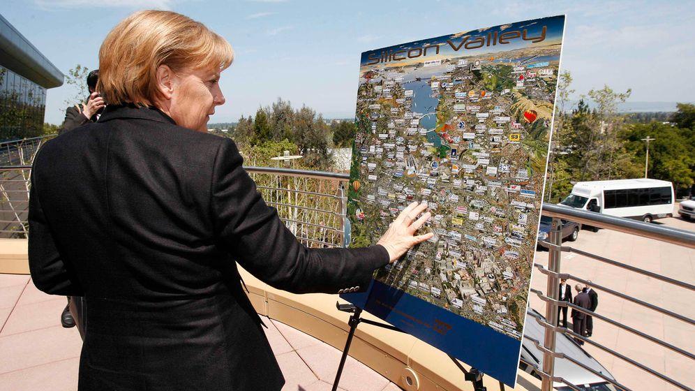 Fotostrecke: Merkels Abenteuerreise