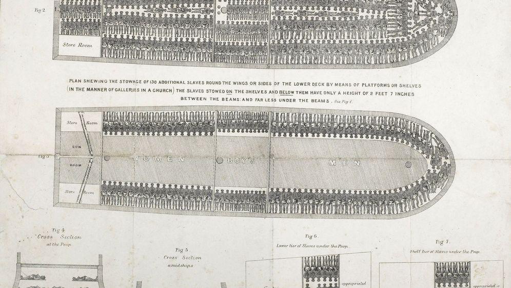 Sklavenhandel: Erbgut verrät Herkunft von Verschleppten