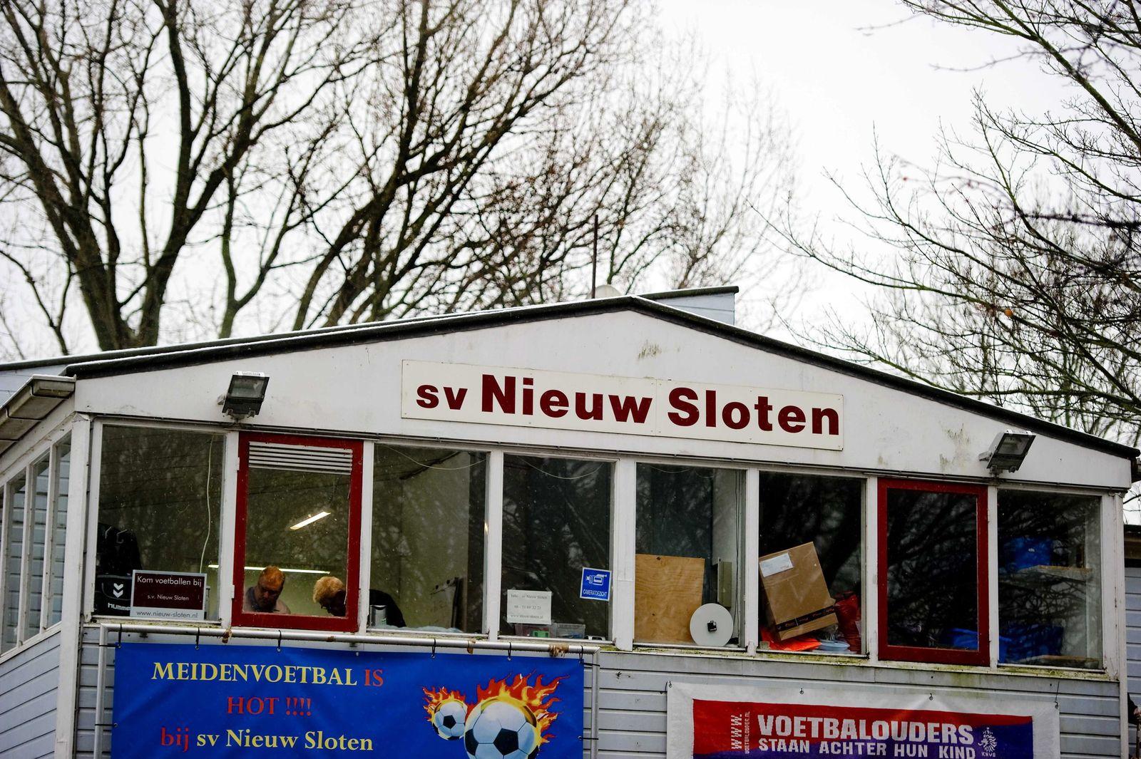 Vereinsheim Nieuw Sloten / Niederlande