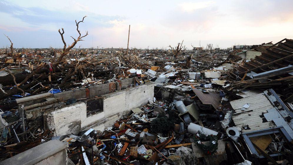 Joplin in Missouri: Schneise der Verwüstung