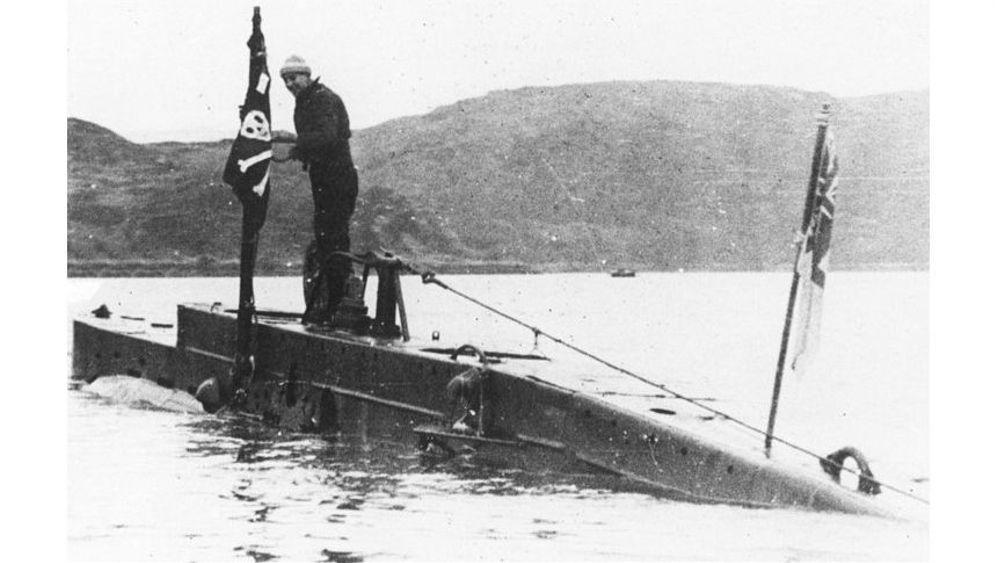 Mini-U-Boote: Himmelfahrtskommando unter Wasser