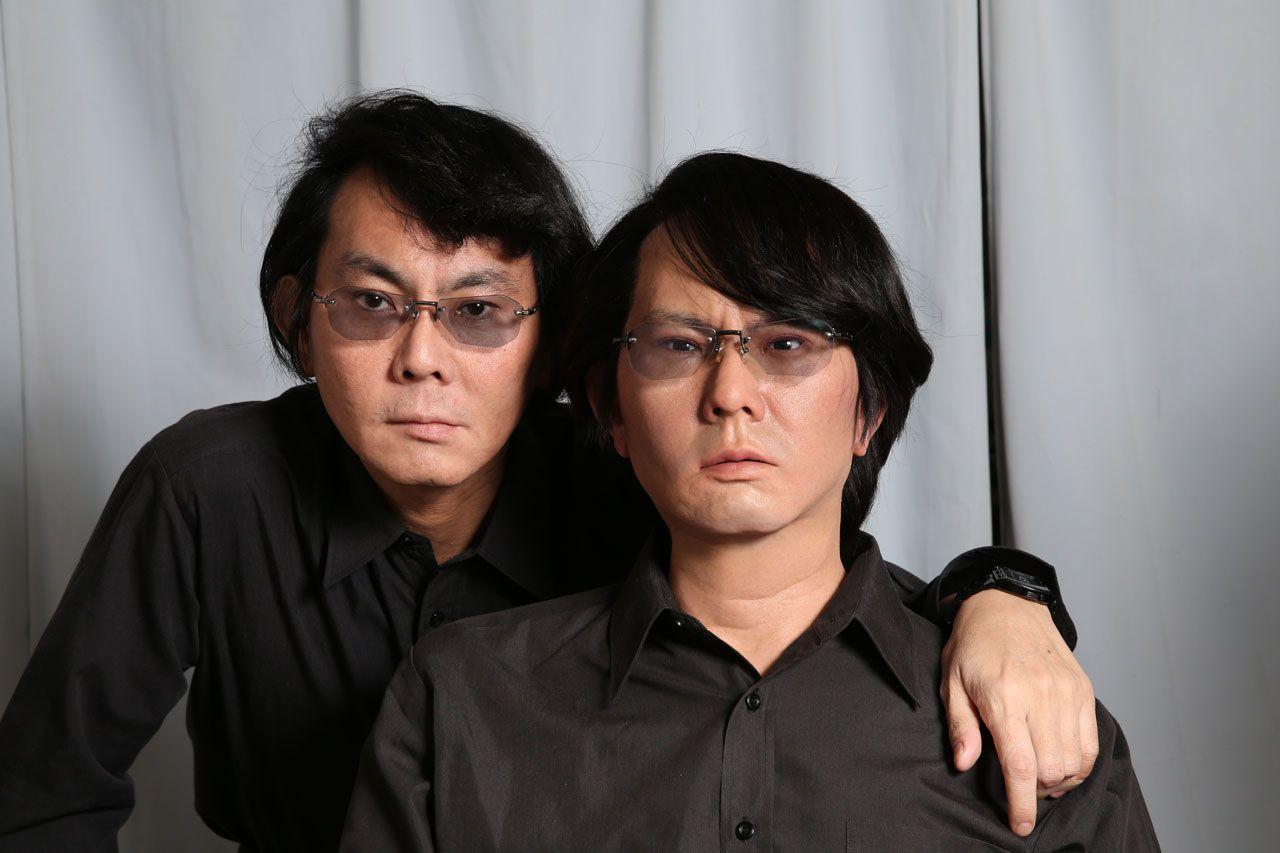 EINMALIGE VERWENDUNG Geminoid HI-4 / Hiroshi Ishiguro