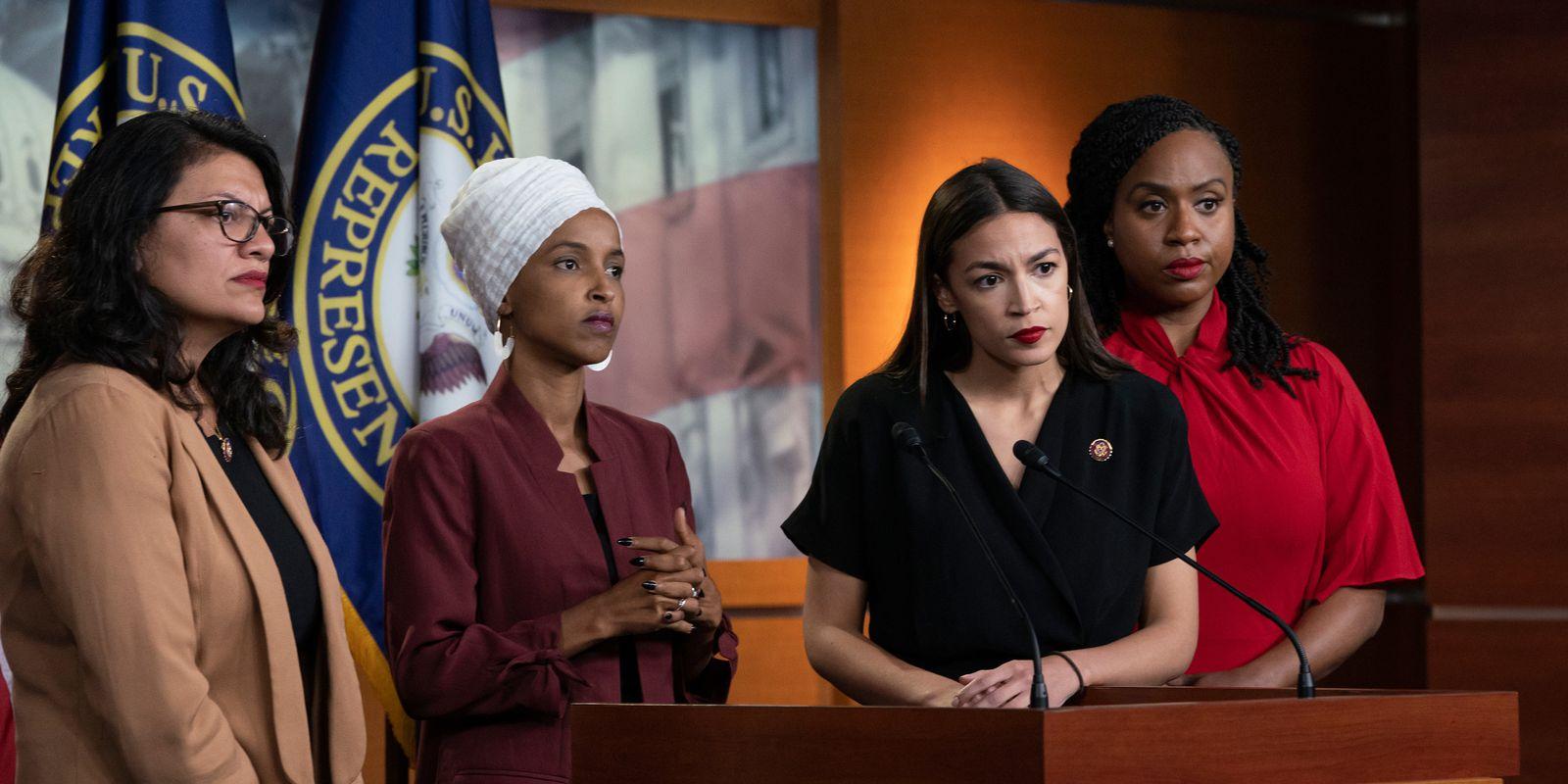 US-Repräsentantenhaus verurteilt Trumps Attacken