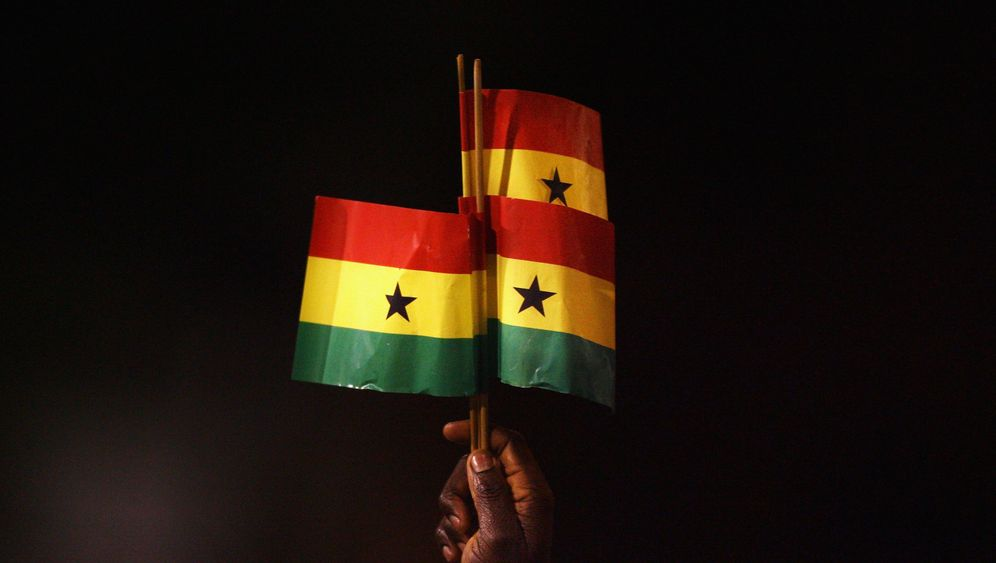 Ghana: Vorzeigestaat in Westafrika