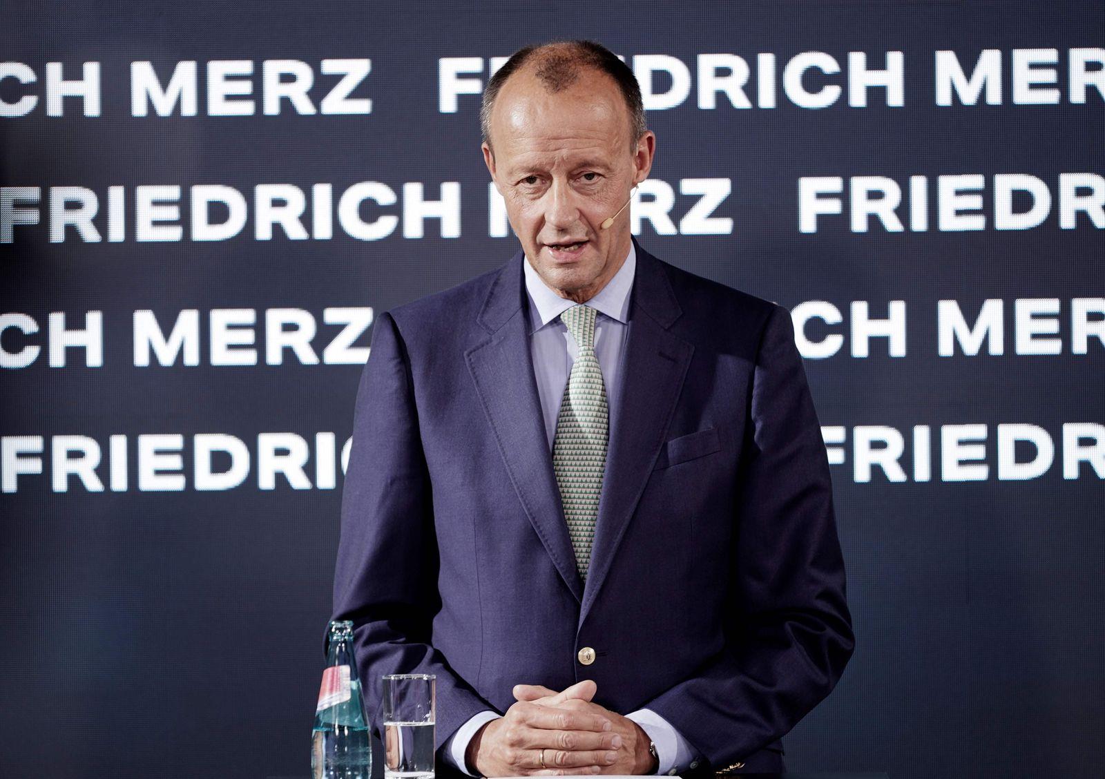 GERMANY-POLITICS-PARTIES-CDU-DEBATE