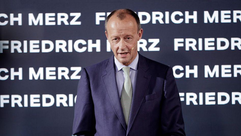 """Friedrich Merz: """"Nicht der Liebling eines Teils der Parteiführung"""""""