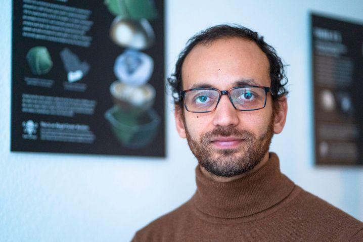 Anfangs archivierte Hadi al-Khatib allein – heute hat Mnemonic 20 Mitarbeiter