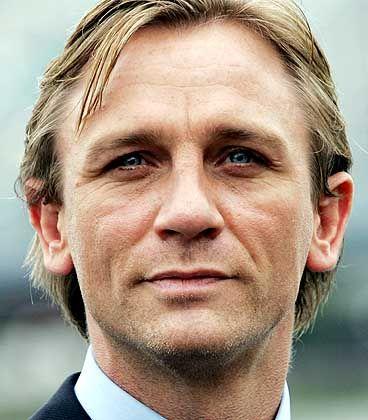 Schauspieler Craig: Sechster Bond-Darsteller