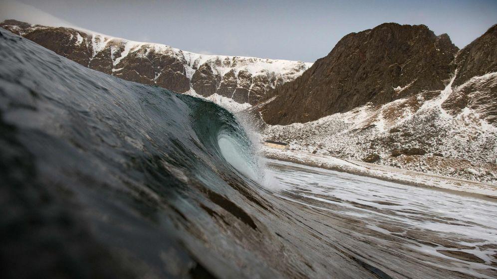 Surfen auf den Lofoten: Nicht ohne meinen Neoprenanzug