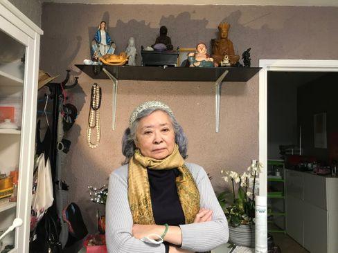Legt sich mit den Chemieriesen an: Klägerin Tran To Nga