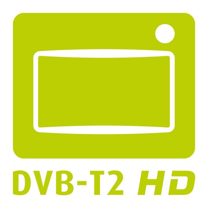 Logo von DVB-T2 HD