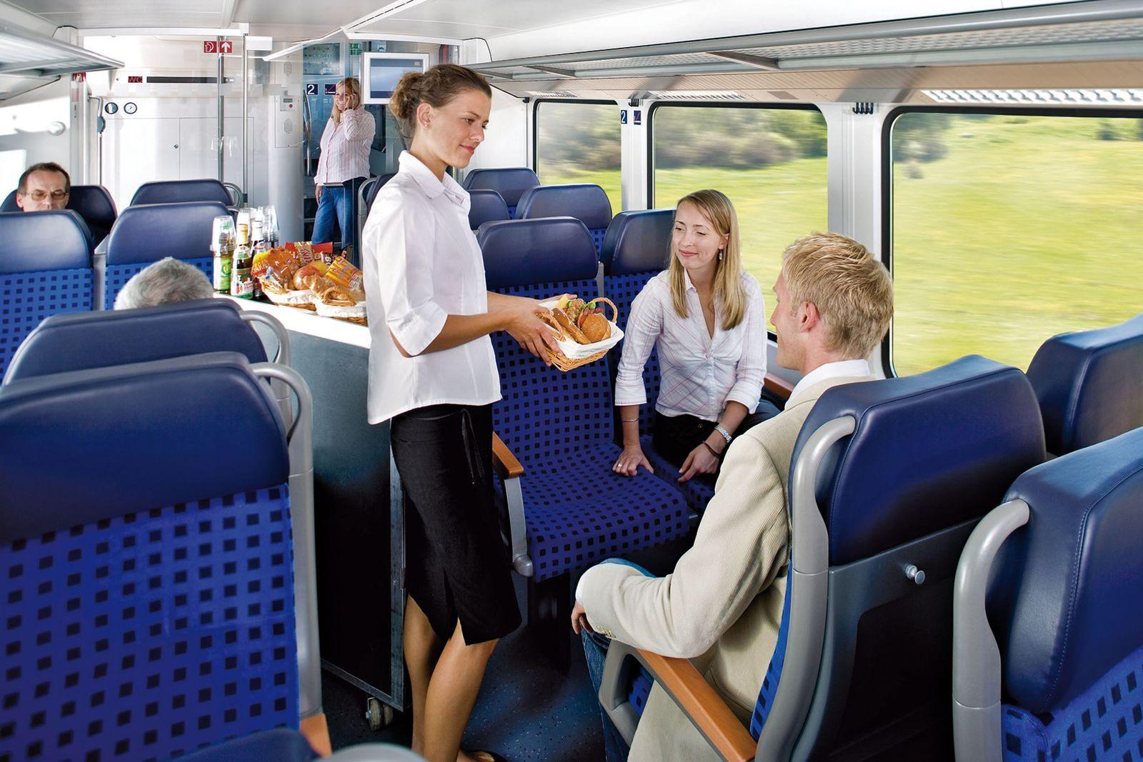 Bahn / Catering