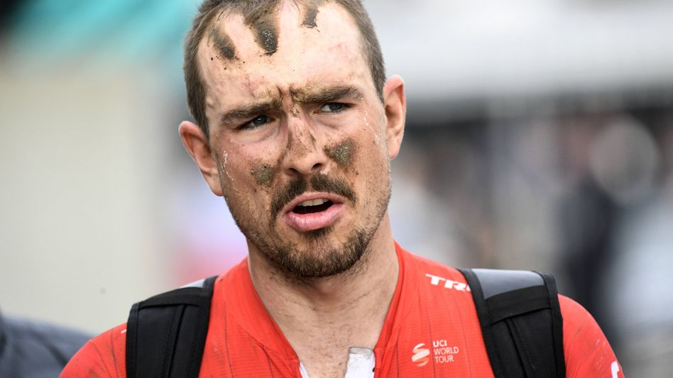 John Degenkolb nach Paris-Roubaix 2018