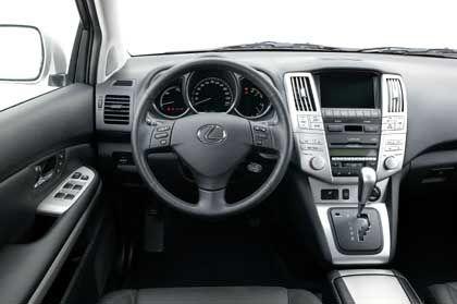 Lexus-Innenraum: Glatt, übersichtlich und seltsam emotionslos