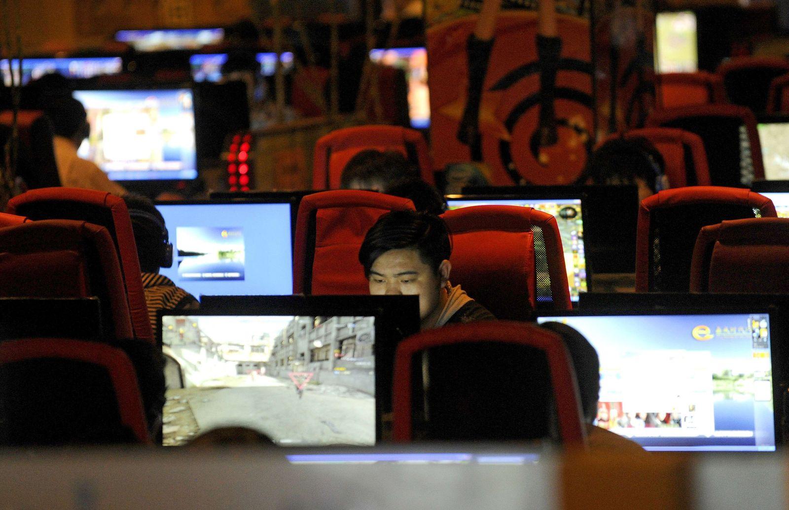 Internet China