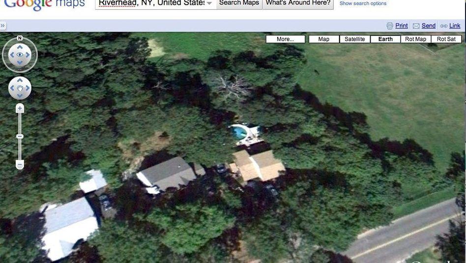 Illegale Anbauten Behorden Finden Bausunder Mit Google Earth