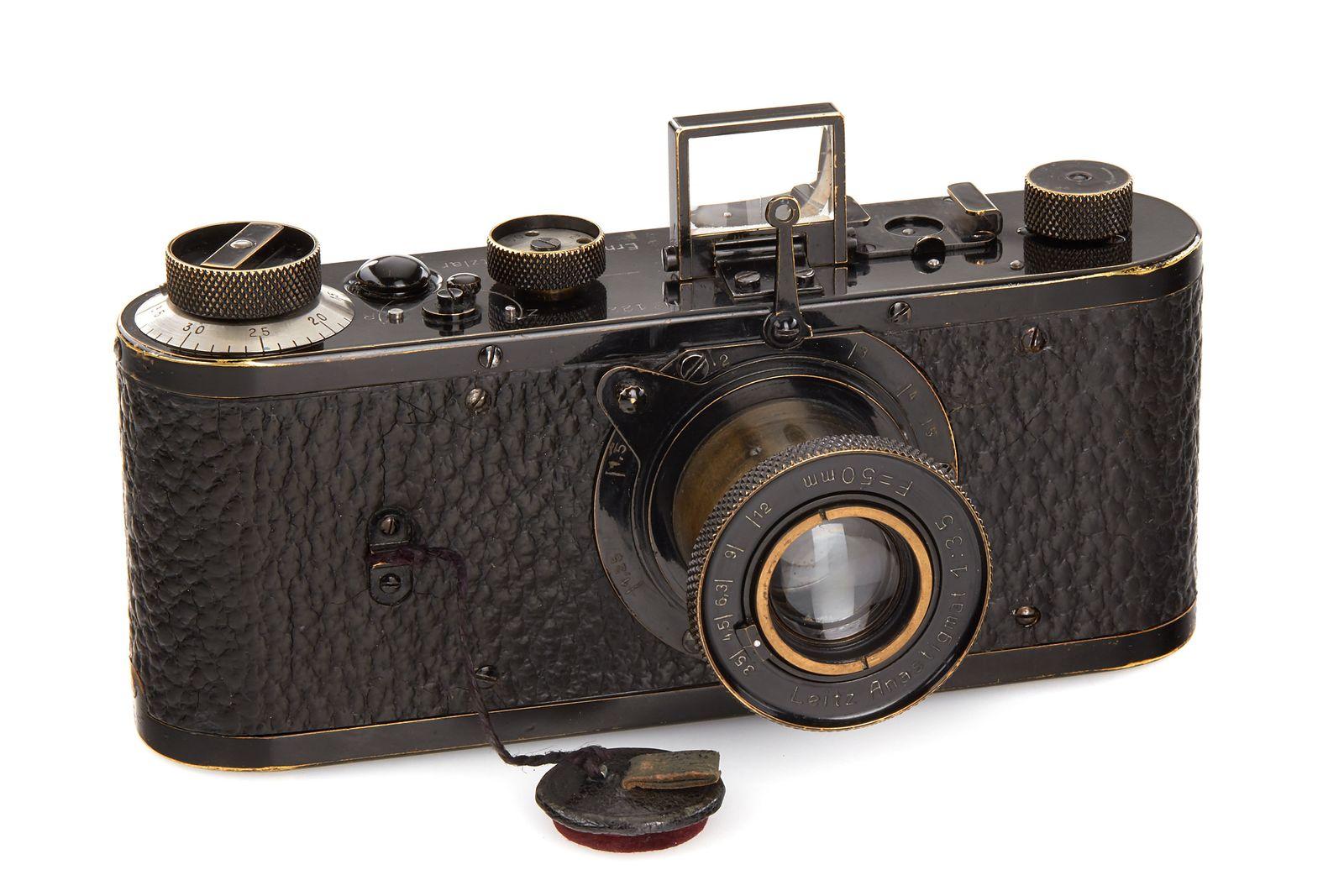 2,4 Millionen Euro für Leica-Fotoapparat