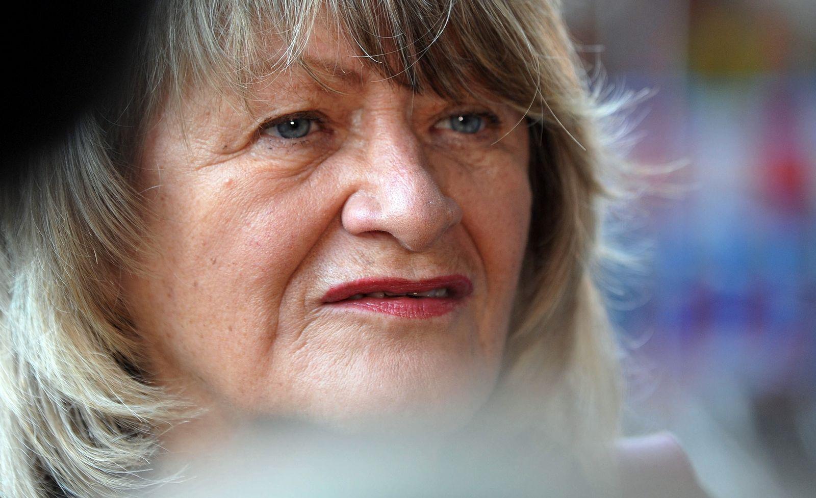 NICHT VERWENDEN Alice Schwarzer
