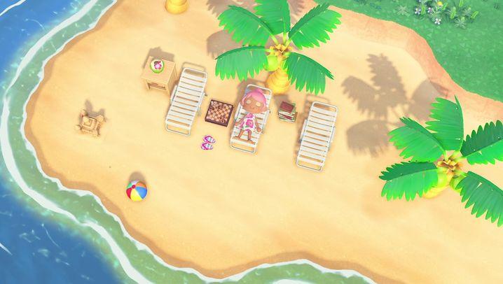 Animal Crossing: Das Leben auf der Insel