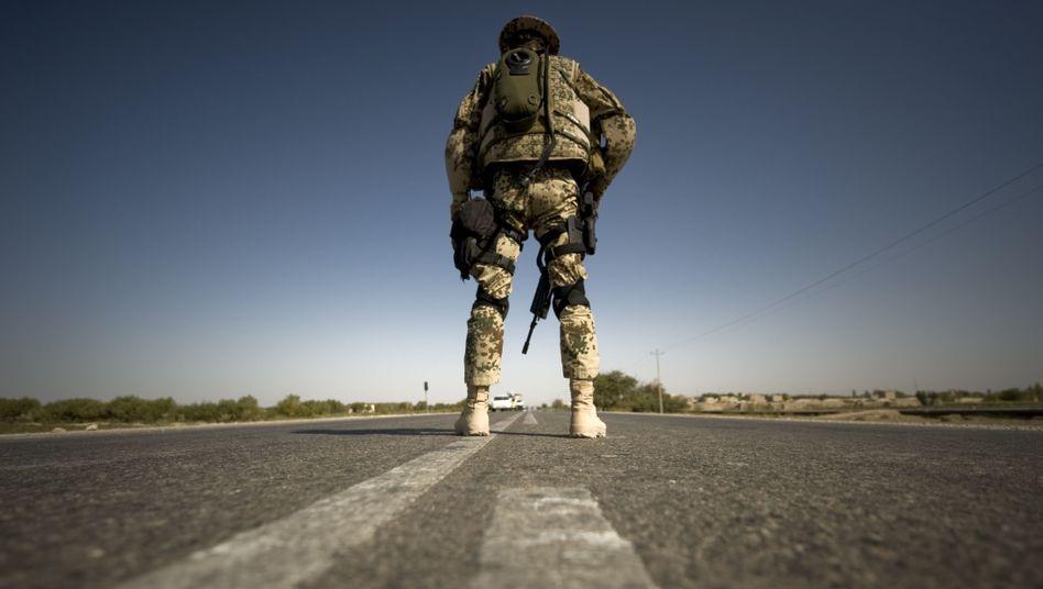 "Deutscher Soldat in Afghanistan: Universell gedachtes ""wir"""
