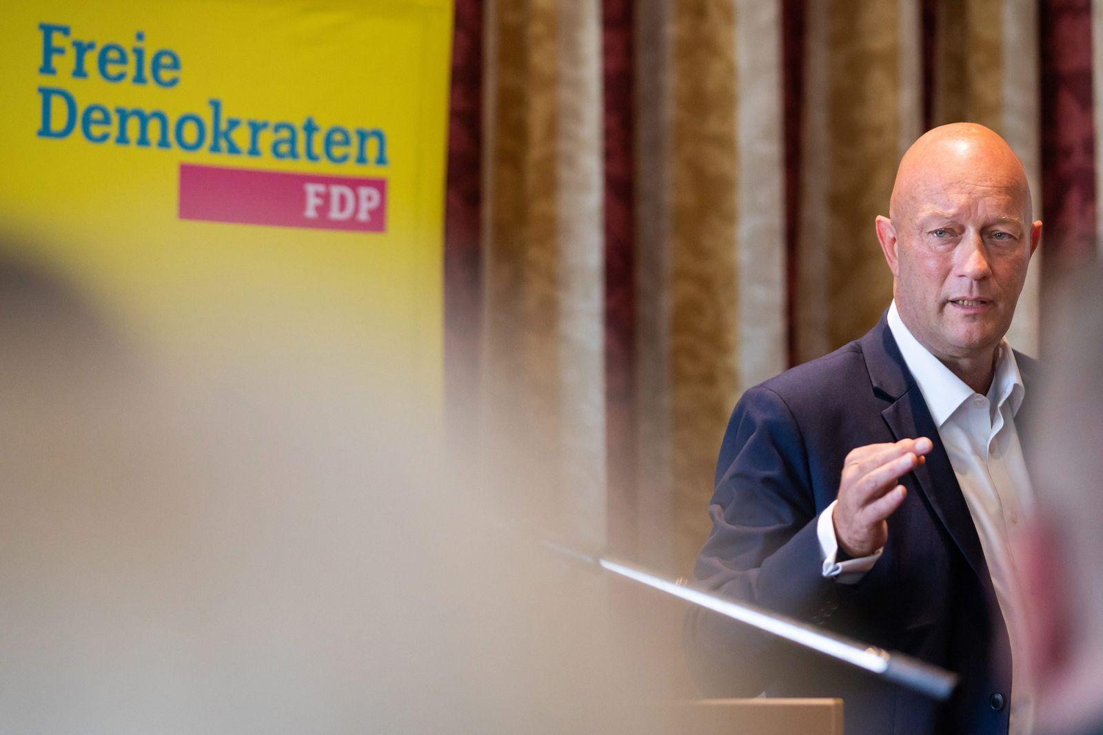 Landesparteitag der FDP Thüringen