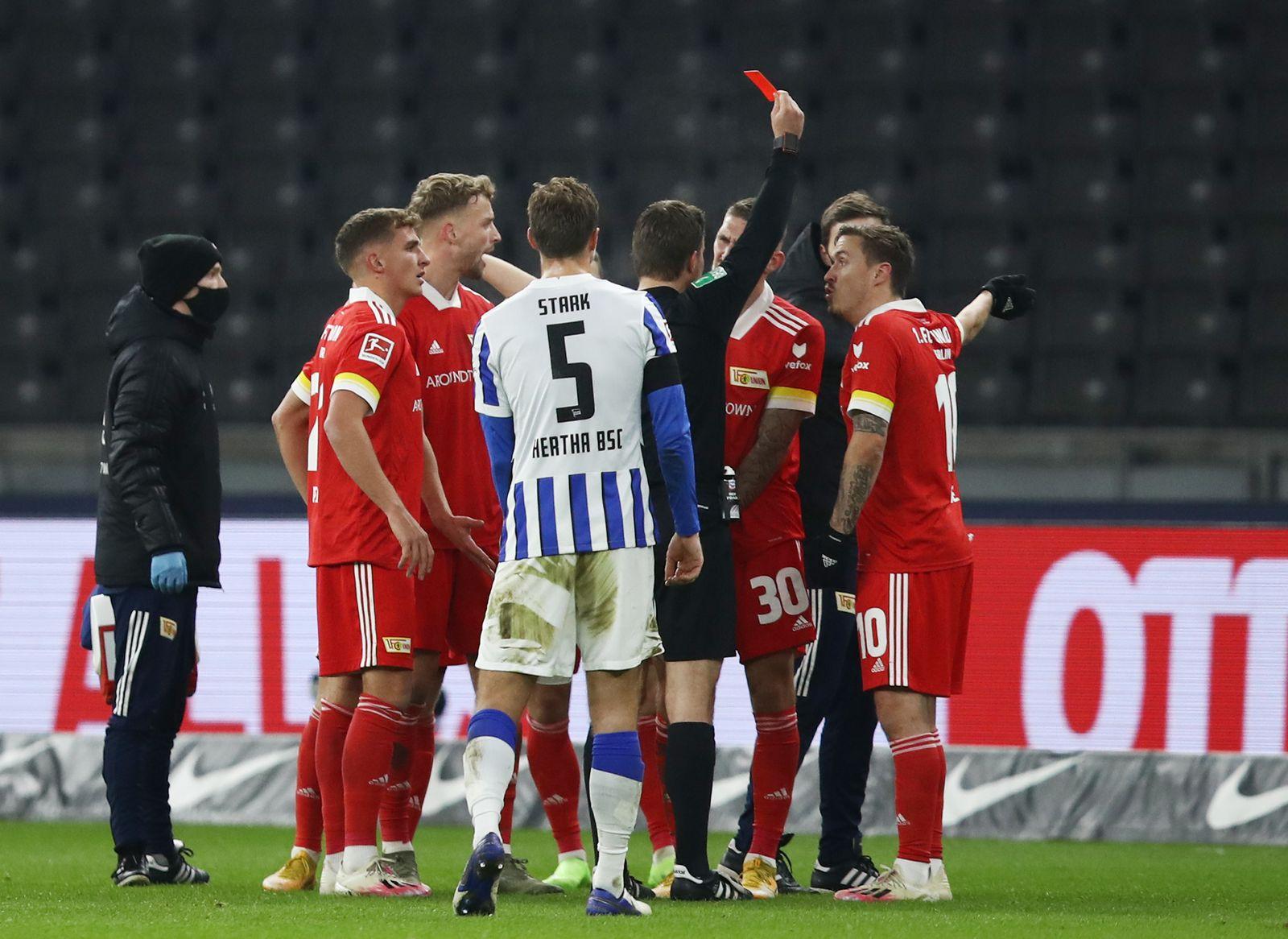 Hertha BSC v 1. FC Union Berlin - Bundesliga