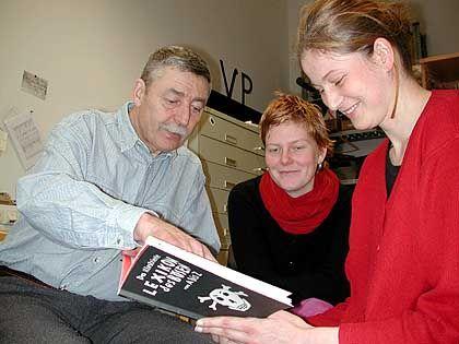 Böse: Volker Pfüller, Katrin Stangl, Gerda Raidt