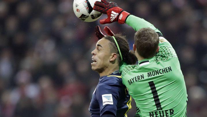 FC Bayern in der Einzelkritik: Xabi Alonso auf dem Weg zur alten Klasse