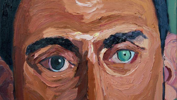 Bush-Gemälde: Schicksalsschlag in Öl