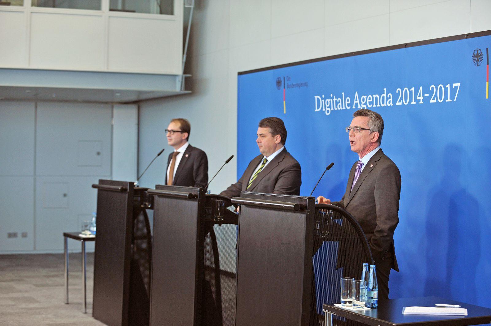 Digitale Agenda der Bundesregierung