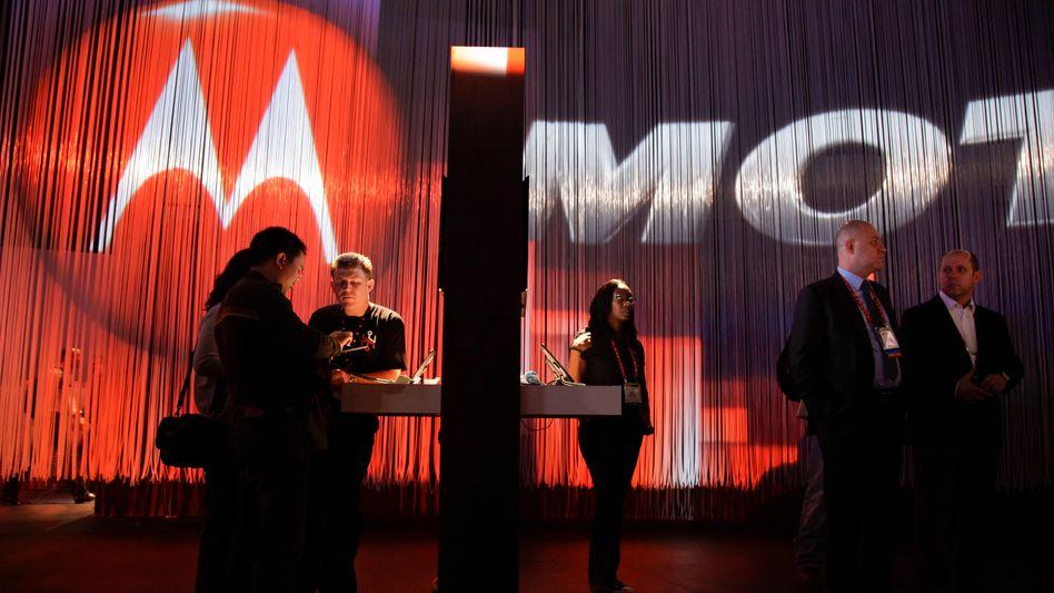 Motorola-Präsentation (Archivbild): Neues Google-Telefon reagiert auf Sprache
