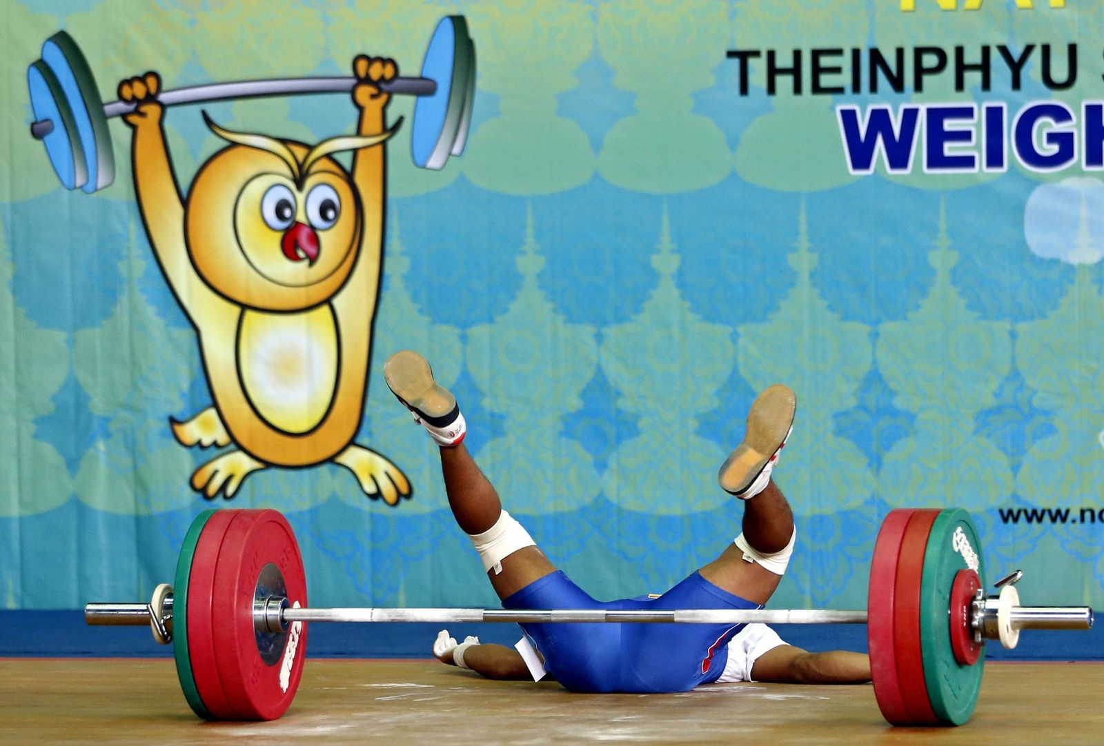 27th Myanmar SEA Games weightlifting tournament