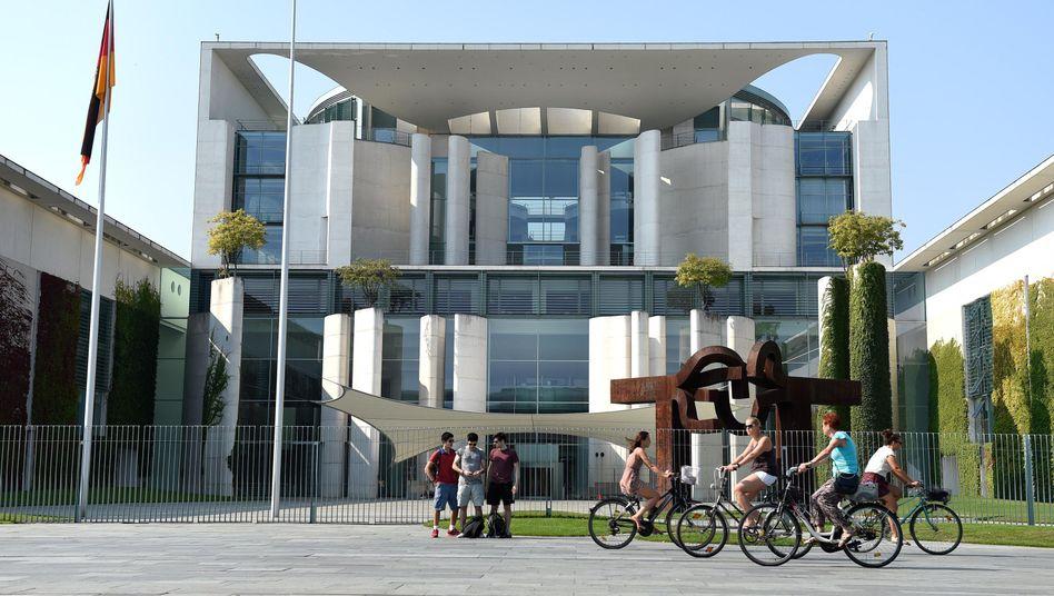 Bundeskanzleramt in Berlin (Archivbild)