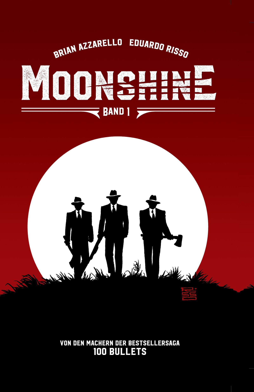 Comics/ Krimi/ Brian Azzarello/Eduardo Riss: Moonshine
