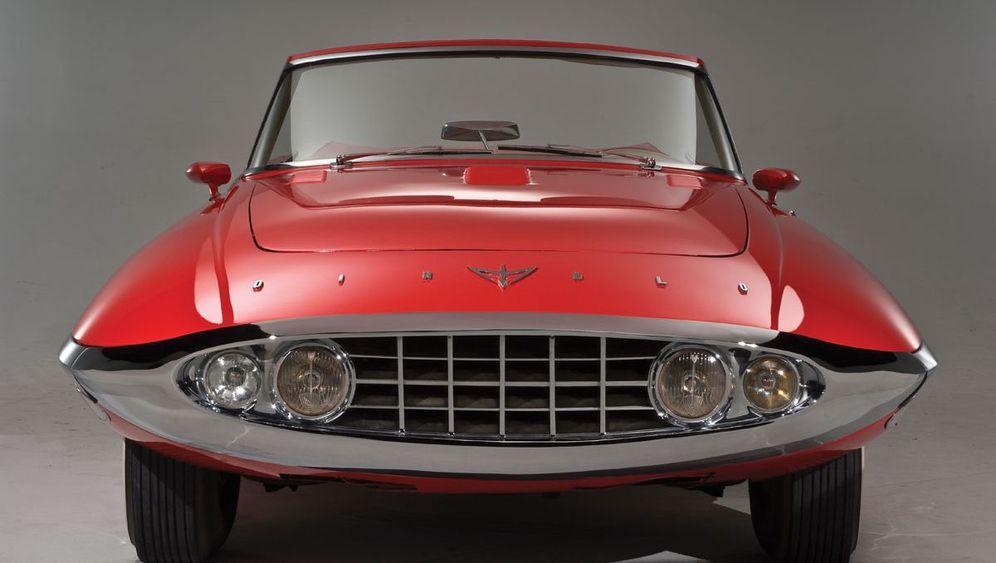 Schönes Ding: Chrysler Diablo: Flossen hoch!