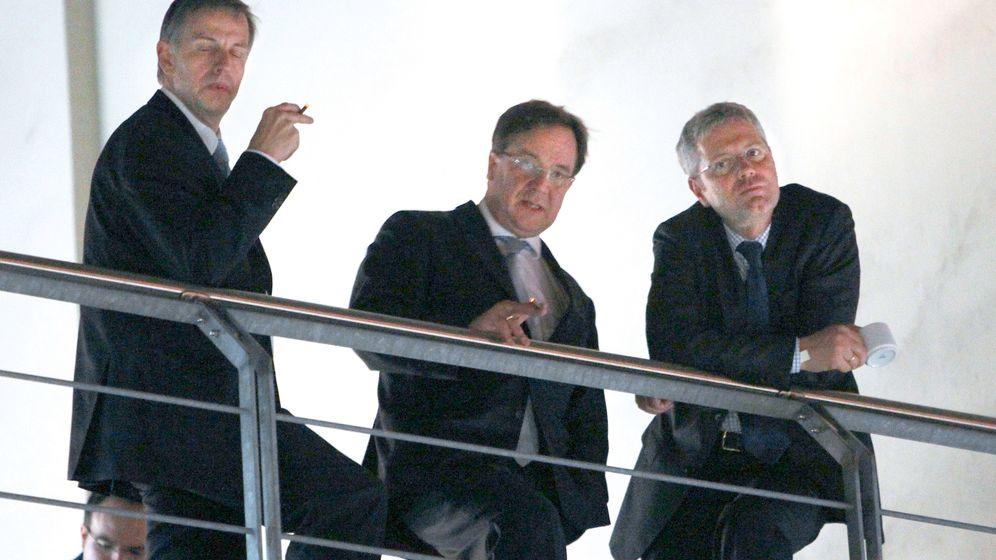 CDU-NRW: Wer übernimmt die Macht?